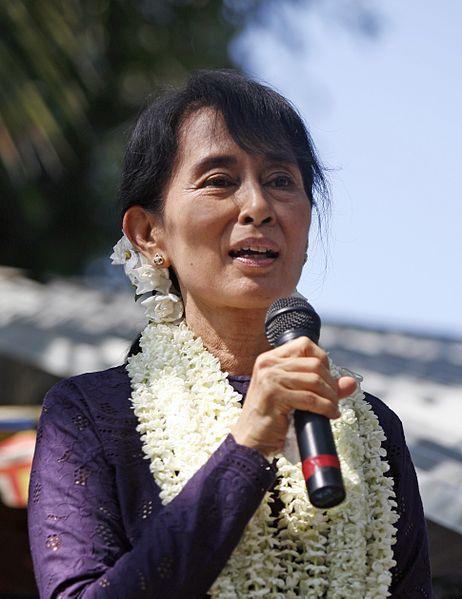 Aung San Suu