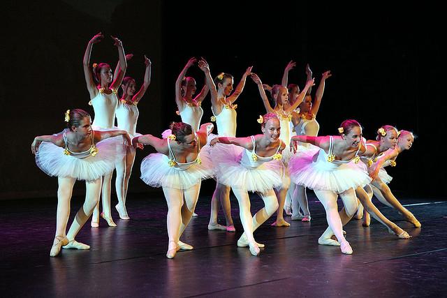 Dancers in Australia